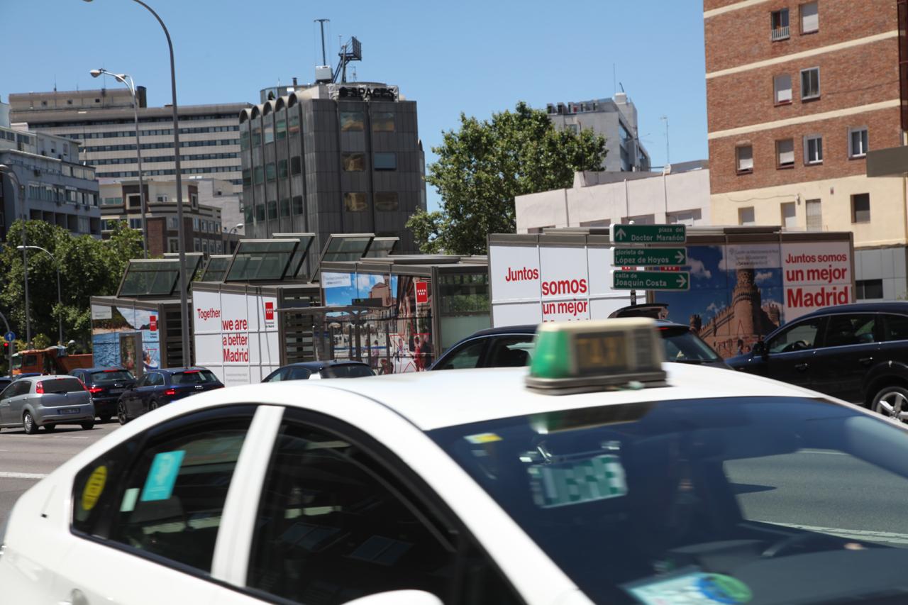 Marketing espectacular para Comunidad de Madrid